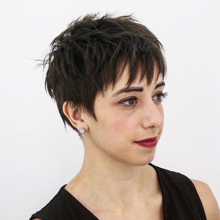 The Best 34 Greatest Short Haircuts And Hairstyles For Thick Hair Pictures