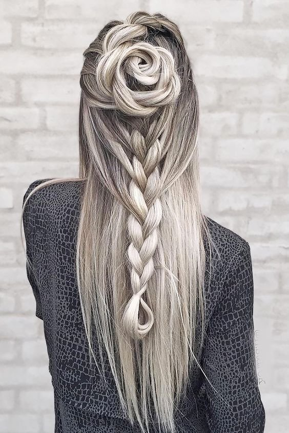 The Best Creative Unique Hairstyles Pictures Photos And Images Pictures