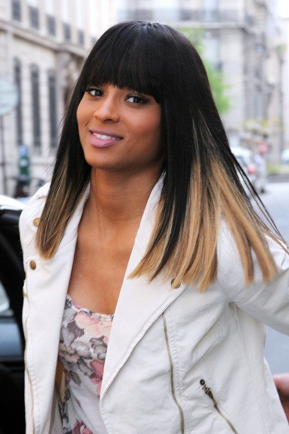 The Best Ciara Hairstyles Pictures