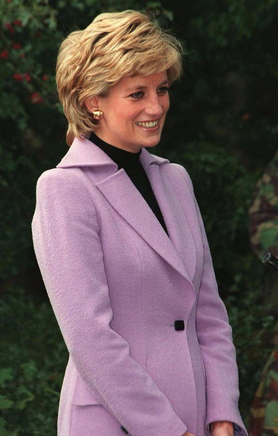 The Best Princess Diana Hairstyles Pictures