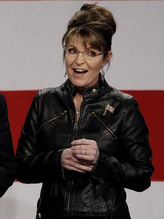 The Best Sarah Palin Hairstyles Pictures