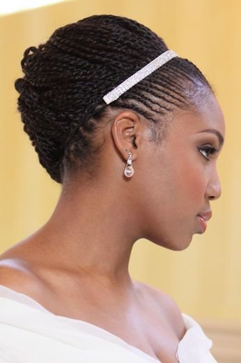 The Best Natural Hairstyles For Your Wedding Day Afrodeity Pictures