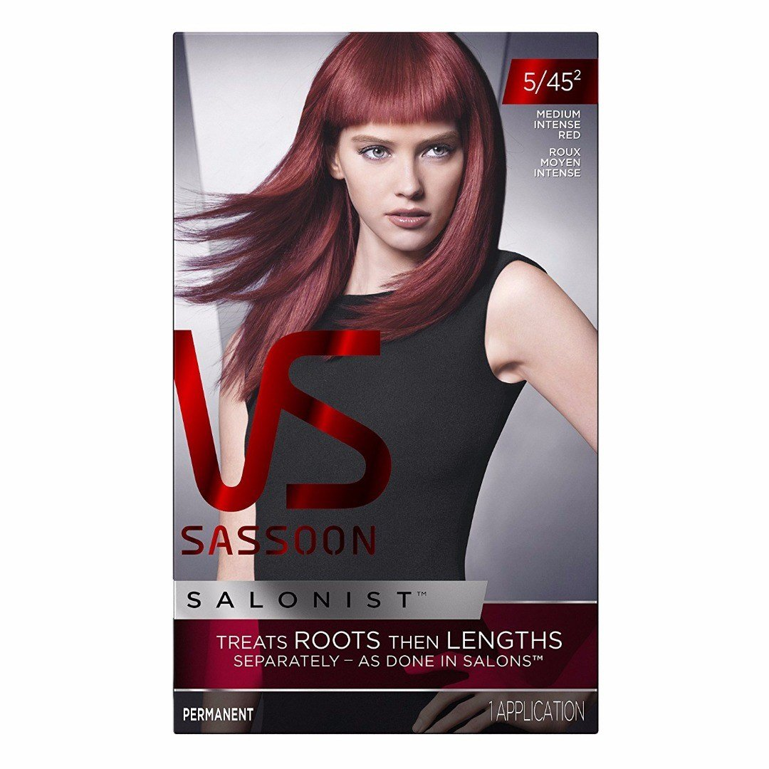 The Best Vidal Sassoon Salonist Hair Color 5 45 2 Medium Intense Pictures