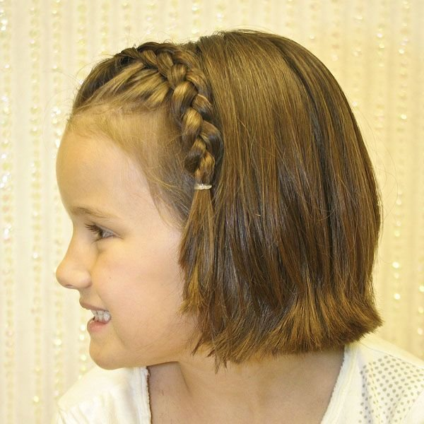 The Best Short Hairstyles For Kids Elle Hairstyles Pictures