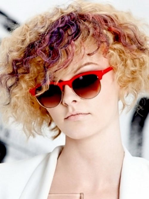 The Best Top Trending Funky Curly Hairstyles Fave Hairstyles Pictures