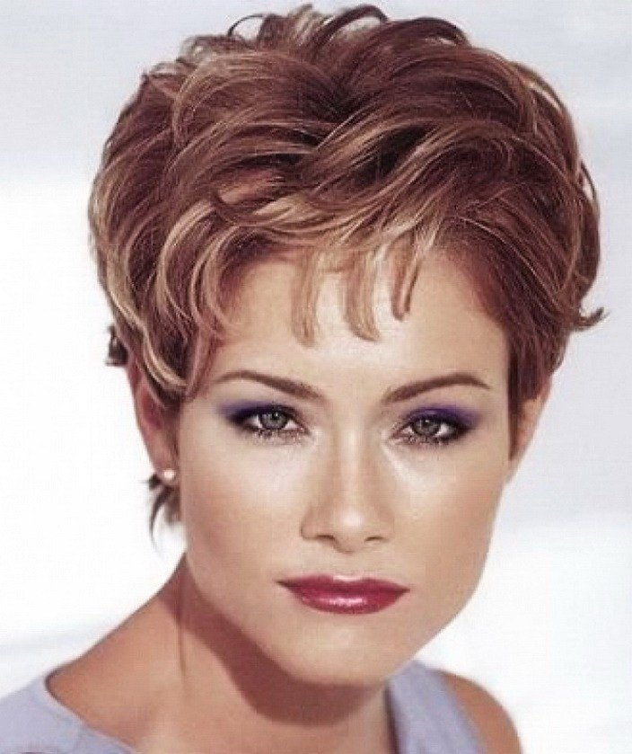 The Best Very Short Hairstyles For Women Over 50 Fave Hairstyles Pictures