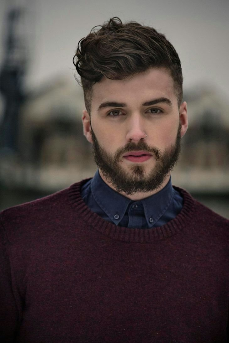 The Best 28 Cool Hipster Haircuts For Men Godfather Style Pictures