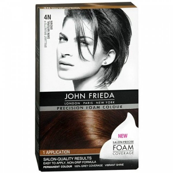The Best John Frieda Foam Hair Color Hair Colors Idea In 2019 Pictures