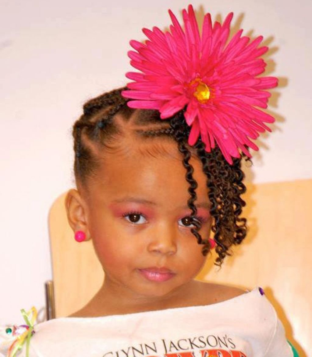 The Best 25 Latest Cute Hairstyles For Black Little Girls Pictures