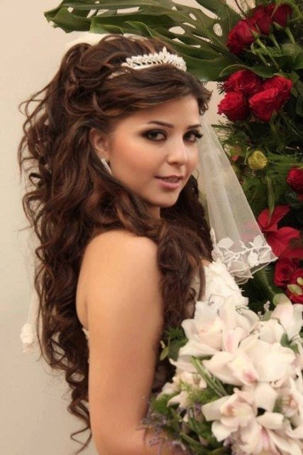 The Best Fantastic Long Wedding Hairstyles 2013 Have Beautiful Pictures