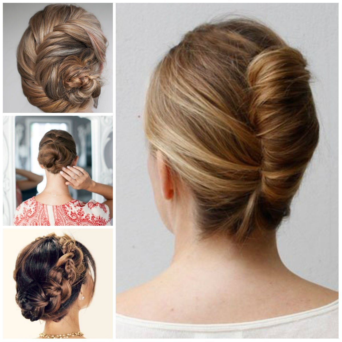 The Best 8 Formal Updos For Exciting Days For 2016 2019 Haircuts Pictures