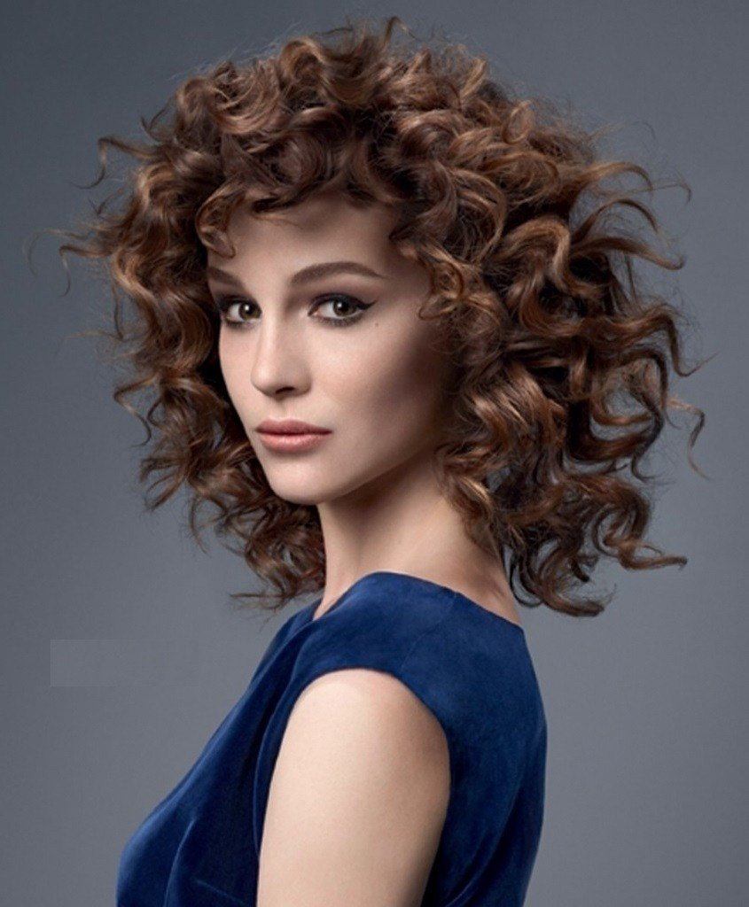 The Best 22 Sorts Of Spiral Perm – Hairstyles For Women Pictures