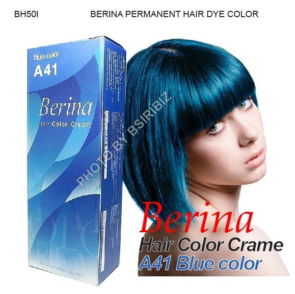 The Best Berina Permanent Hair Dye Color Cream P*Nky Punk Goth Emo Pictures