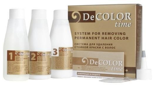 The Best Decolor Hair Color Remover System For Removig Permanent Pictures