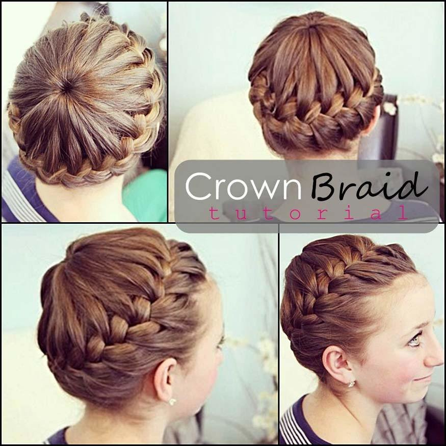 The Best Gorgeous Braided Hairstyles You Can Do In Less Than 10 Pictures