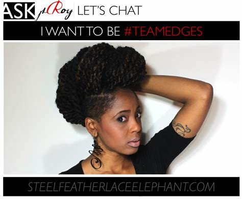 The Best Black Hairstyles For Thin Edges Immodell Net Pictures