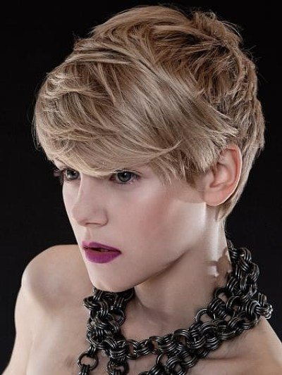 The Best Short Messy Hairstyles For Women 2015 Short Hairstyles 2016 Pictures