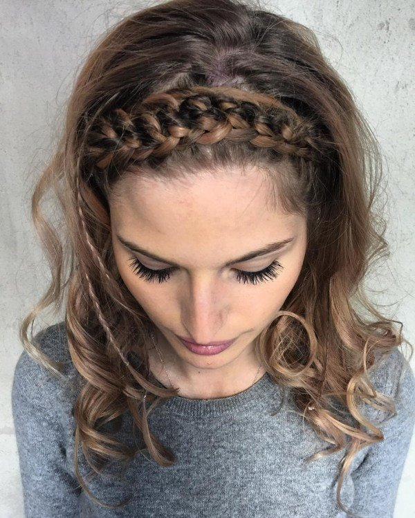 The Best Top 60 Cute Braids Hairstyles For Long Hair In 2018 Pictures