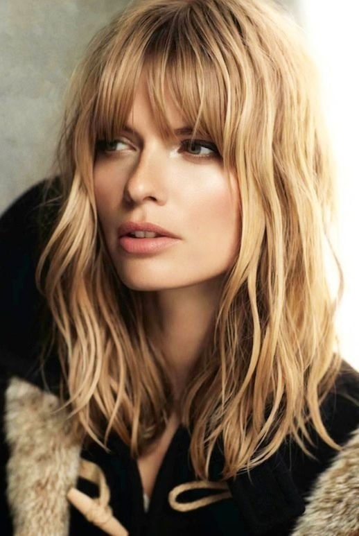 The Best Le Fashion 17 Hairstyles With Bangs The Best Bangs For Pictures