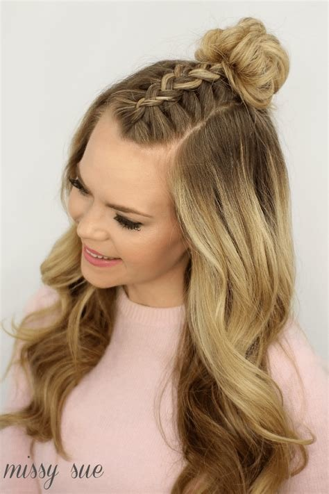 The Best Mohawk Braid Top Knot Pictures