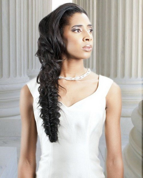 The Best 60 Superb Black Wedding Hairstyles Pictures
