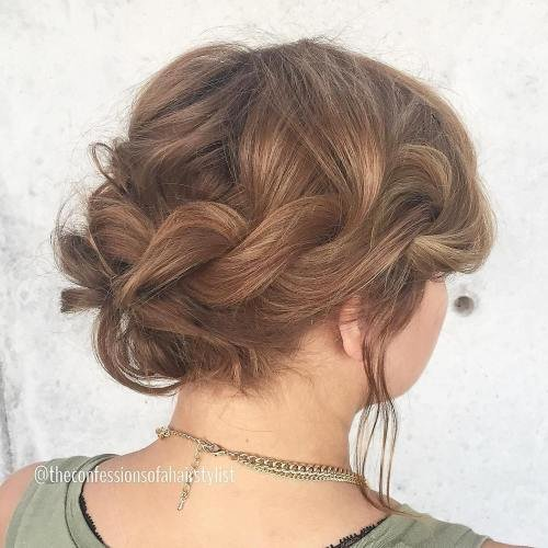 The Best 40 Hottest Prom Hairstyles For Short Hair Pictures