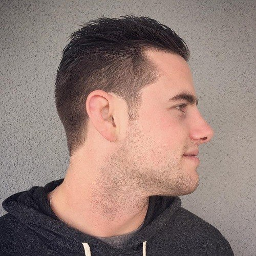 The Best 40 Stylish Hairstyles For Men With Thin Hair Pictures