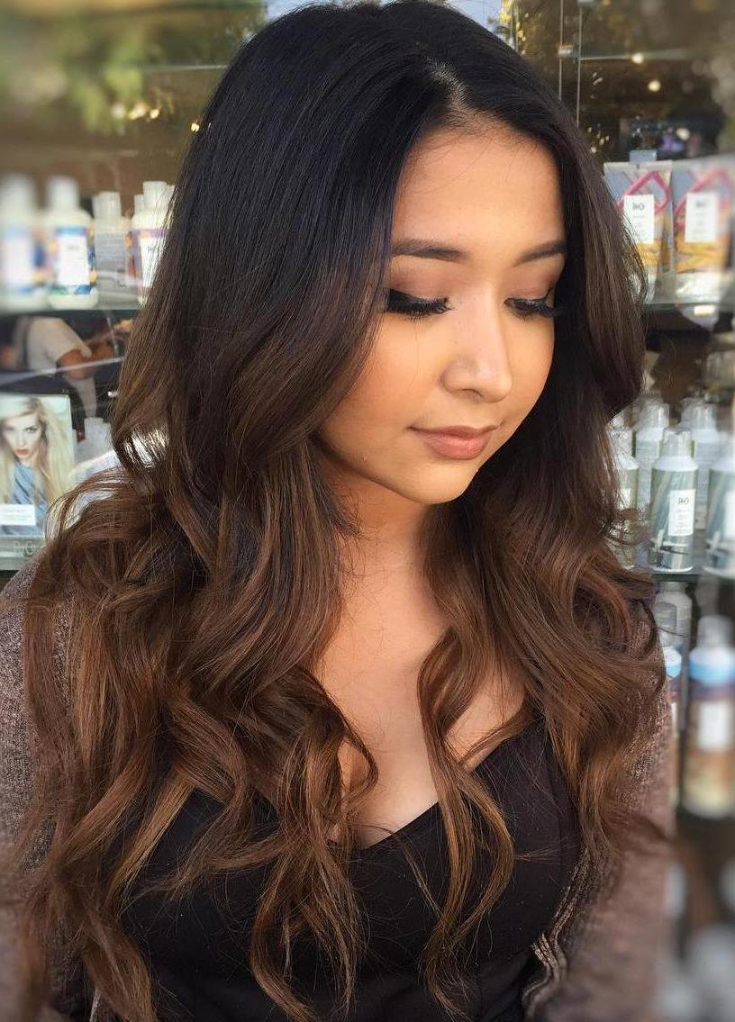 The Best 50 Chocolate Brown Hair Color Ideas For Brunettes Pictures