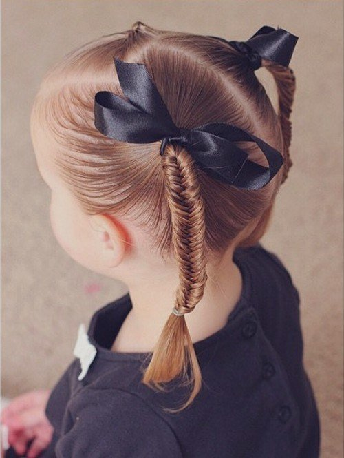 The Best 40 Cool Hairstyles For Little Girls On Any Occasion Pictures