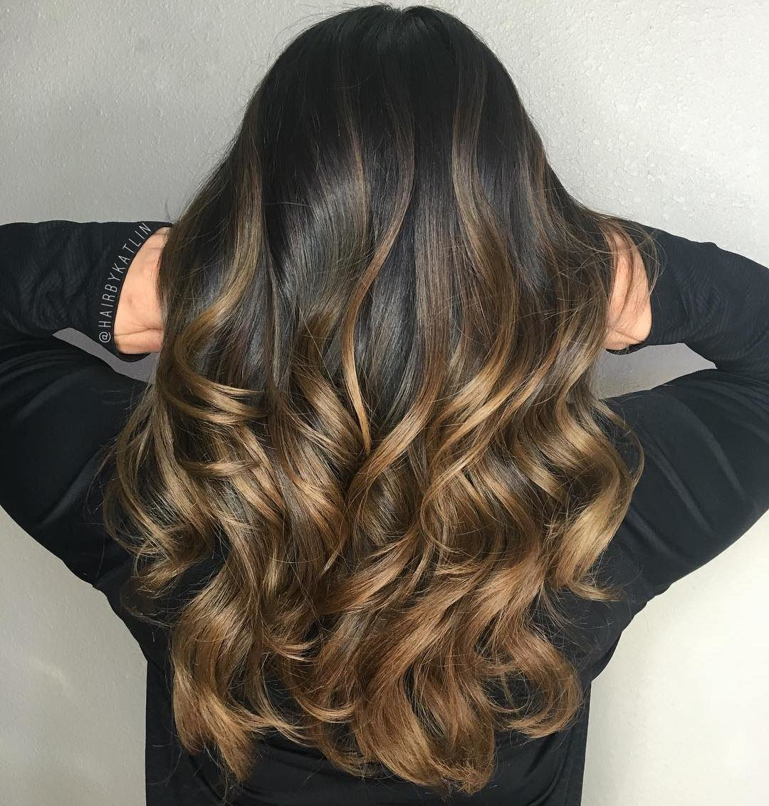 The Best 60 Best Ombre Hair Color Ideas For Blond Brown Red And Black Hair Pictures