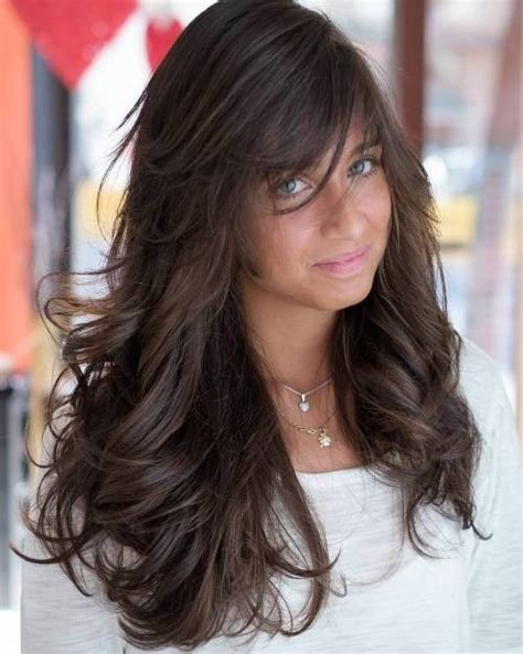 The Best 30 Side Swept Bangs To Sweep You Off Your Feet Pictures