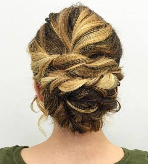 The Best 40 Updos For Long Hair – Easy And Cute Updos For 2017 Pictures