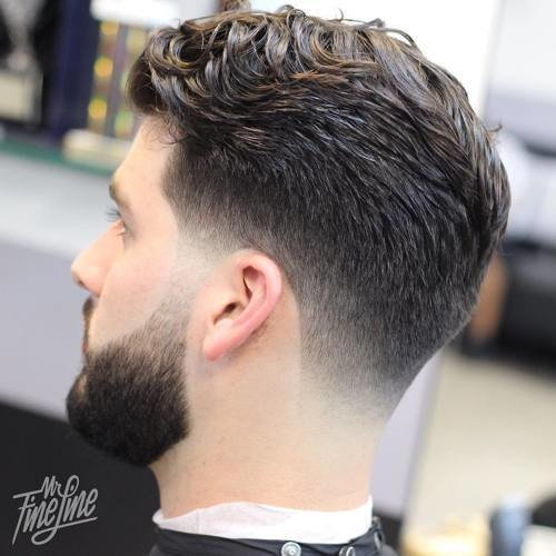 The Best 20 Stylish Men's Hipster Haircuts Pictures