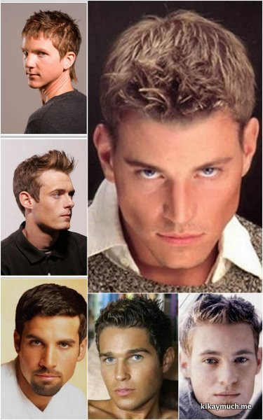 The Best Find Your Hairstyle Men Edition Kikay Much Pictures