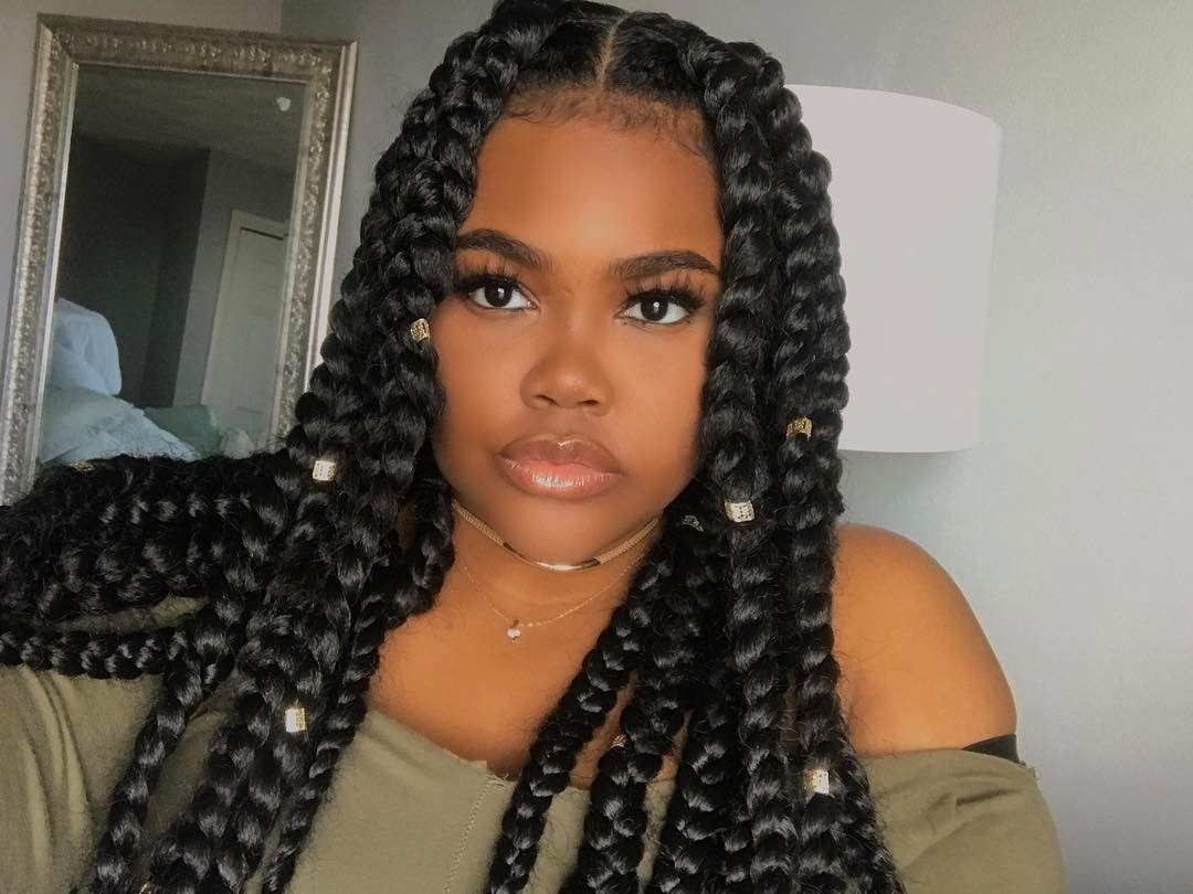 The Best The Top 10 Summer Braid Hairstyles For Black Women Mane Guru Pictures