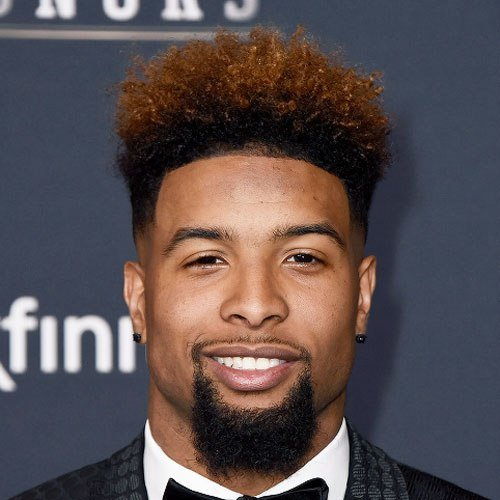 The Best Top 10 Odell Beckham Jr Haircut 2017 Men Hairstyles Pictures