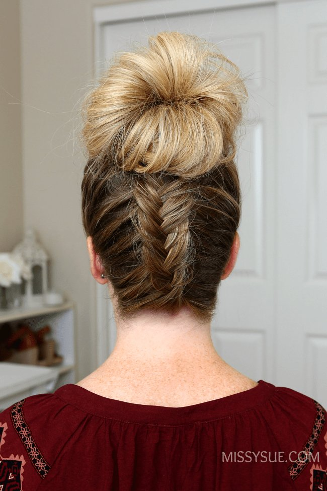 The Best 3 Fishtail Braid Hairstyles Missy Sue Pictures
