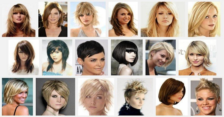 The Best The Different Types Of Female Haircuts Popular In 2015 Pictures