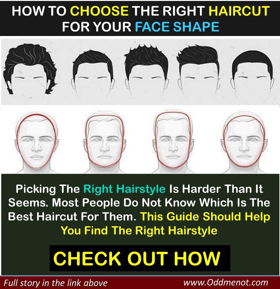 The Best How To Choose The Right Haircut For Your Face Shape – Oddmenot Pictures