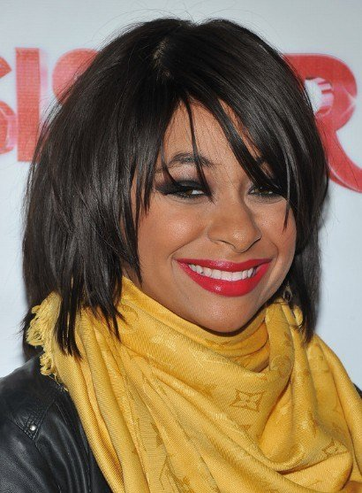 The Best African American Medium Straight Hairstyles Popular Haircuts Pictures Original 1024 x 768