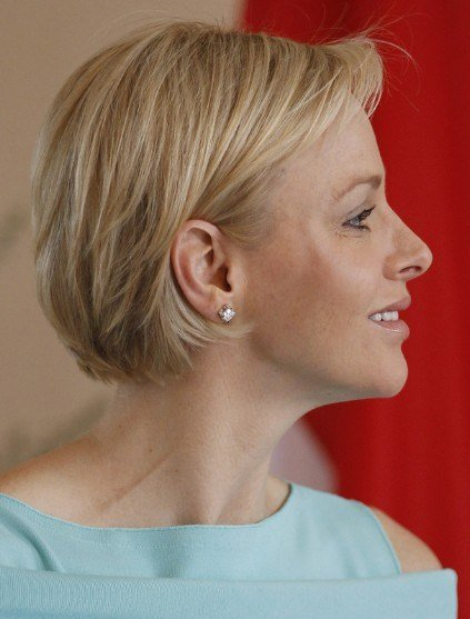 The Best Charlene Wittstock Short Layered Bob Hairstyles Popular Haircuts Pictures