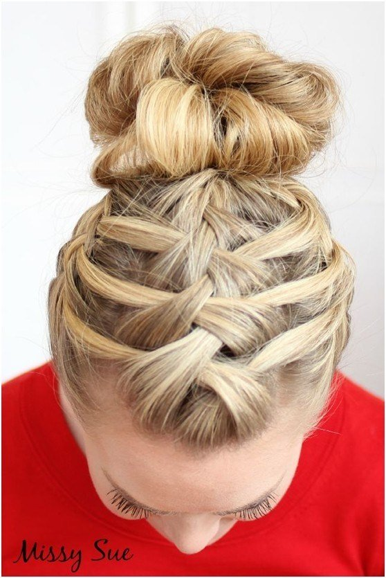 The Best 11 Everyday Hairstyles For French Braid Popular Haircuts Pictures