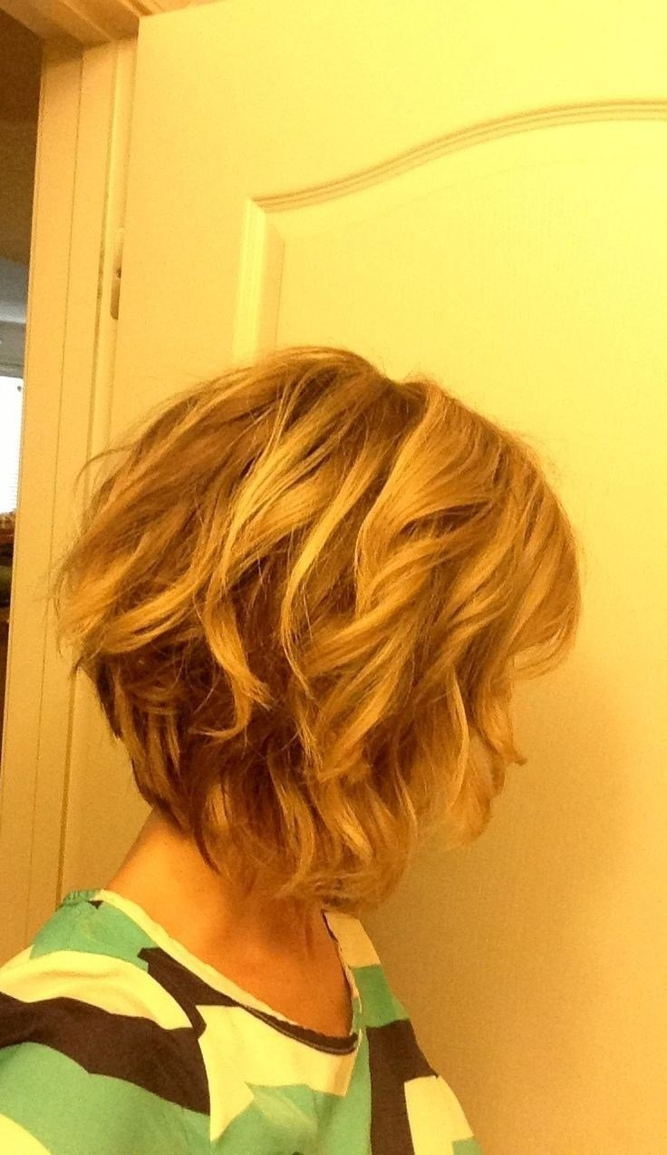The Best 10 Stylish Wavy Bob Hairstyles For Medium Short Hair Popular Haircuts Pictures