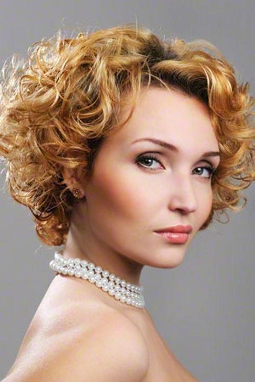 The Best 15 Curly Hairstyles For 2018 Flattering New Styles For Pictures