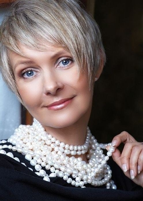 The Best 35 Pretty Hairstyles For Women Over 50 Shake Up Your Pictures
