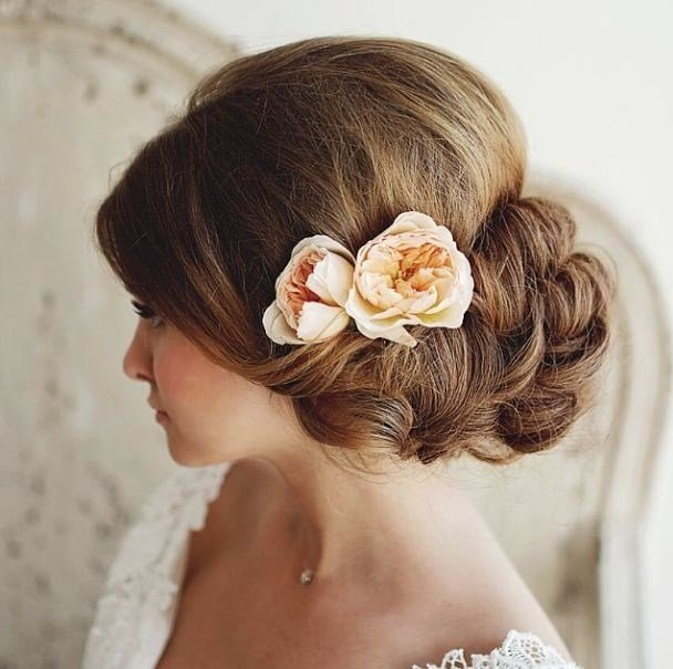The Best 35 Wedding Hairstyles Discover Next Year's Top Trends For Brides 2019 Popular Haircuts Pictures