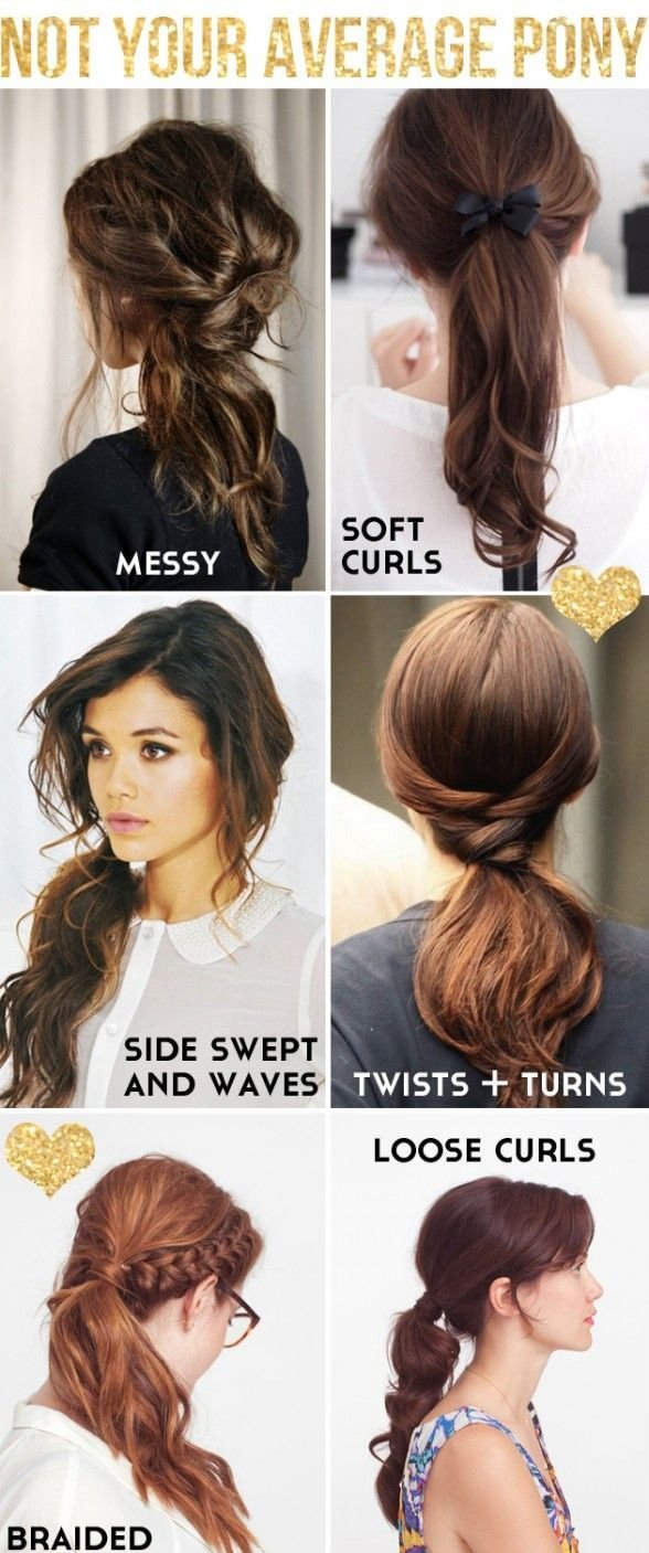The Best 26 Coolest Hairstyles For School Popular Haircuts Pictures