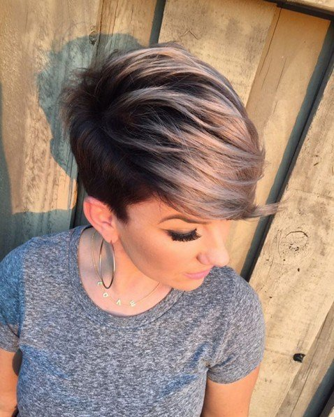 The Best 30 Stylish Short Hairstyles For Girls And Women Curly Wavy Straight Hair Popular Haircuts Pictures
