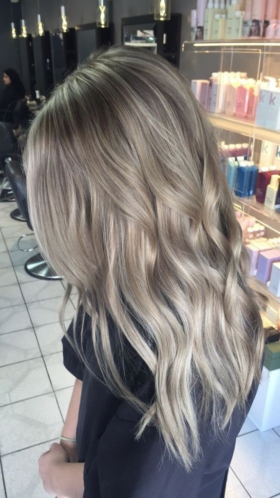 The Best 10 Adorable Ash Blonde Hairstyles To Try Hair Color Ideas Pictures