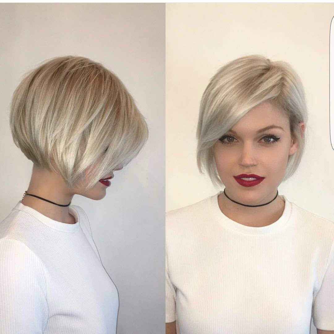 The Best 10 Modern Bob Haircuts For Well Groomed Women Short Pictures